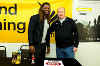 Sprint Store - Waltham Grand Opening w/ Special Appearance by Hanley Ramirez